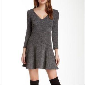 FREE PEOPLE Heart Stopper Boucle Dress $128